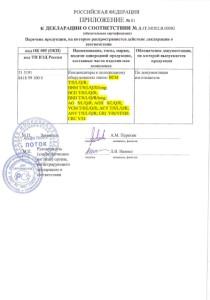 10. Декларация соответствия Alfa Laval. Лист 4